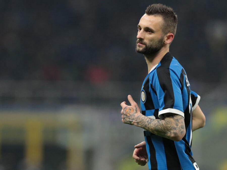 """Gazzetta: """"Nuova Inter: scelta fatta su Brozovic! Due colpi a costo zero, addio Godin, Nainggolan…"""""""