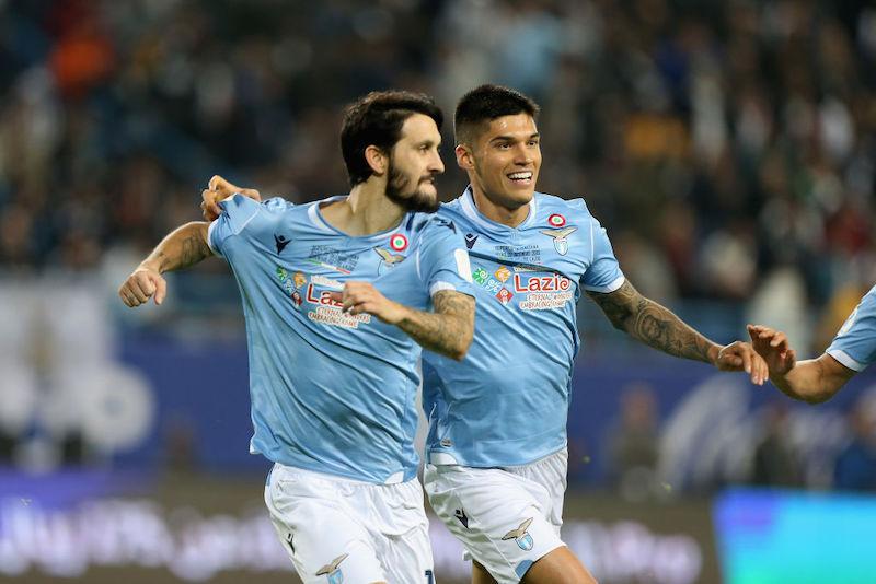 Lazio, le prove in attacco e Luiz Felipe in pole: la formazione per l'Inter