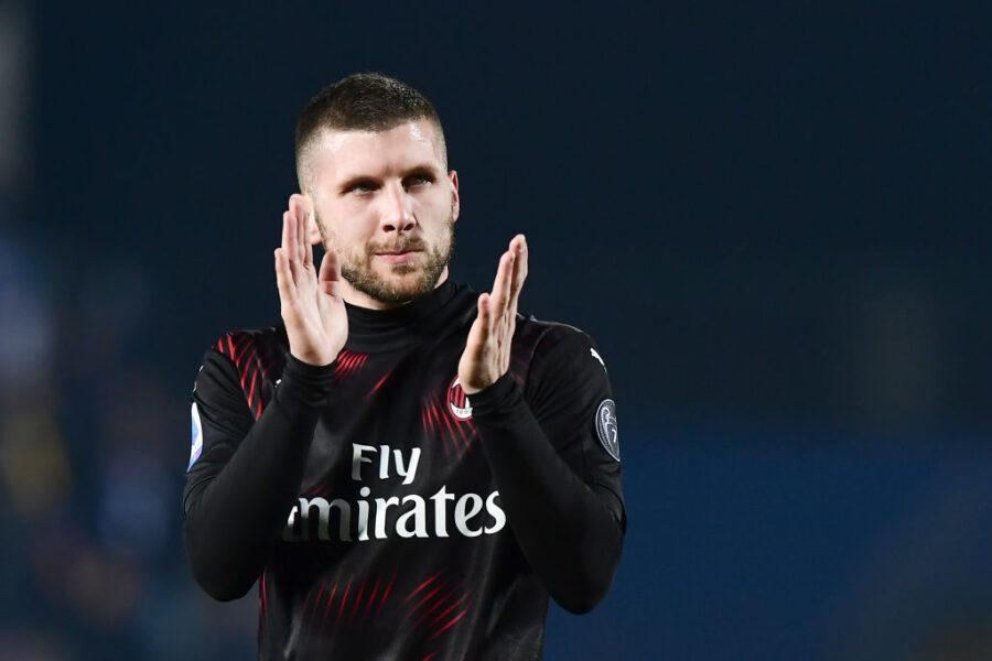 """Nazione: """"Beffa Rebic, la Fiorentina s'arrabbia col Milan. Diplomazia a rischio"""""""