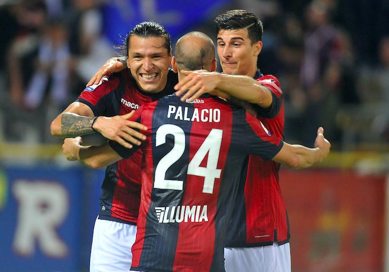 Bologna, tre squalificati dopo la Lazio: salteranno la Juve