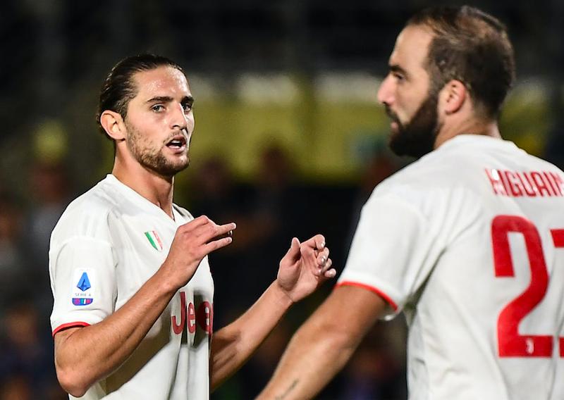 Genoa-Juve, le formazioni ufficiali: gioca Rabiot! Fuori Higuain e Pandev