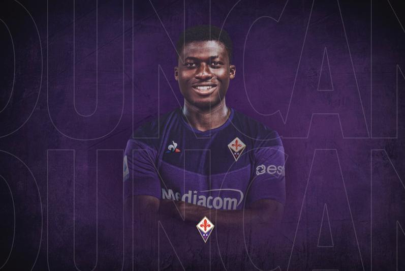 UFFICIALE – Duncan passa dal Sassuolo alla Fiorentina: cosa cambia al fantacalcio