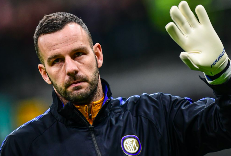 """Inter, la Gazzetta: """"Deciso il vice di Handanovic a partire dalla prossima stagione"""""""