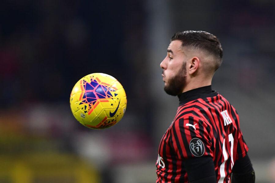 """Theo Hernandez: """"Chi non gioca nel Milan con piacere, non capisce nulla"""""""