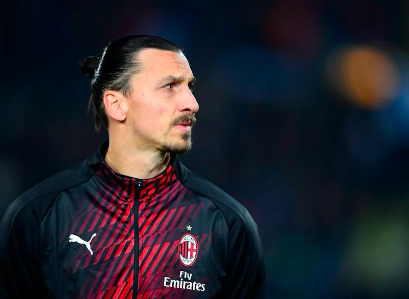 """Gazzetta: """"Ibrahimovic ha deciso: non smette! È pronto a trattare con un altro club italiano"""""""