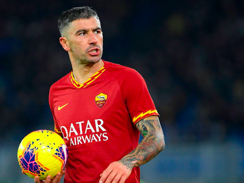 Milan-Roma, le formazioni ufficiali: fuori Kolarov! Dentro Mkhitaryan e Kjaer