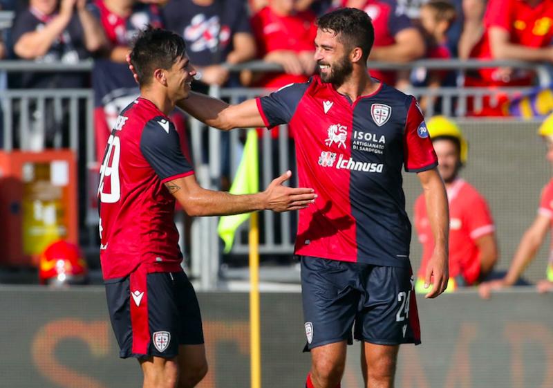 Incredibile Cagliari: due infortuni nello stesso ruolo in 20 minuti