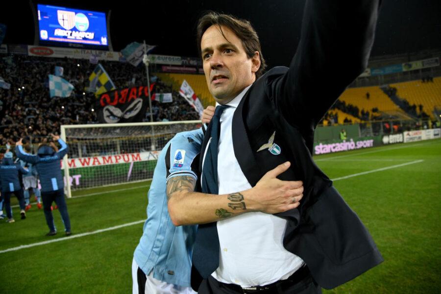 """Inzaghi: """"Correa titolare già dalla prossima! Caicedo, scelgo così. Milinkovic non ha mai…"""""""
