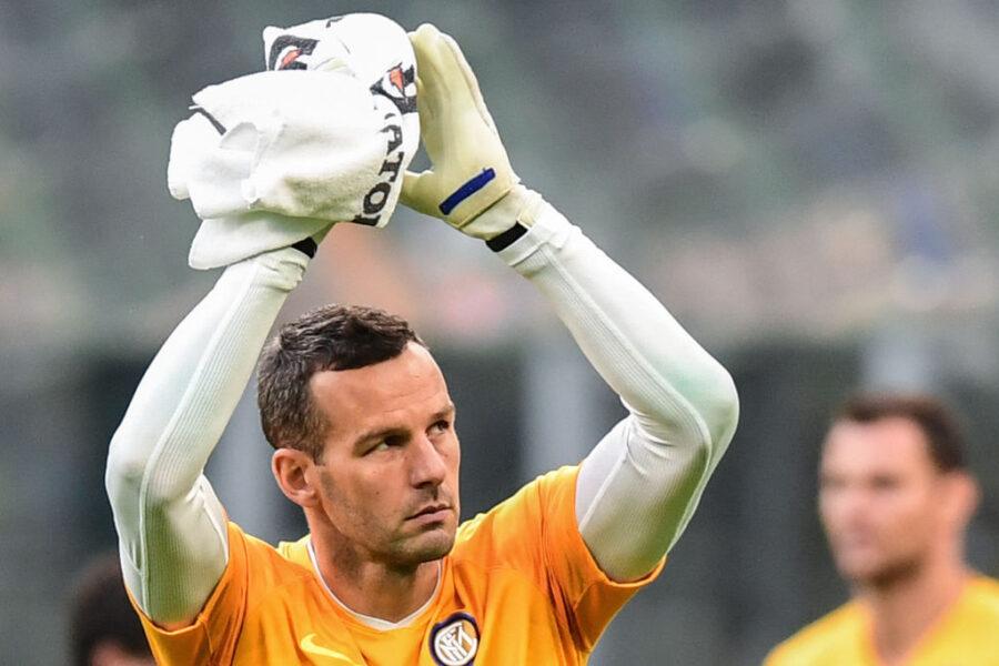 """Gazzetta: """"Inter, decisione presa su Handanovic per luglio! Si tratta per bloccare Musso"""""""