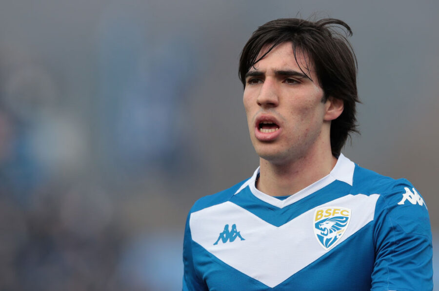 """Brescia, la Gazzetta: """"Lopez prepara il cambio di ruolo per Tonali"""""""