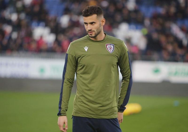 Cagliari, infortunio muscolare per Gaston Pereiro. Le novità sul rientro di Nainggolan