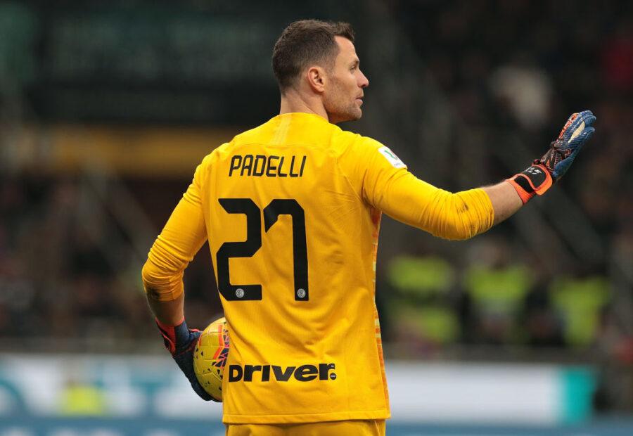 """L'Inter e il caso portiere, l'agente di Padelli: """"Conte ha deciso il titolare tra lui e Viviano"""""""