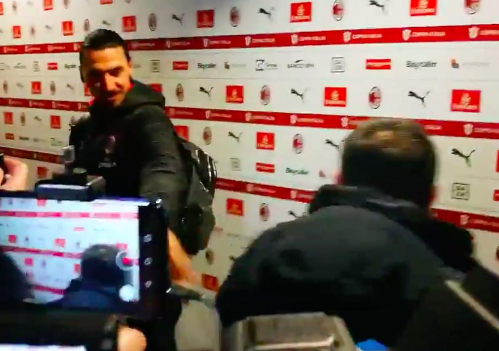 """🎥 VIDEO – Ibra vede Raiola e gli tira uno schiaffo: """"L'ultima volta era un pugno!"""""""