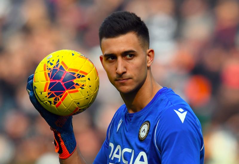 """""""Vai davvero all'Inter?"""". Musso ride e risponde: """"Se la loro proposta…"""""""