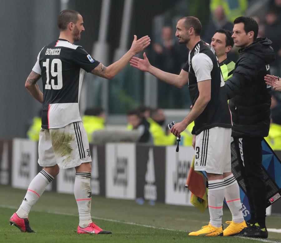"""Chiellini: """"Darò una mano, io spero di essere pronto tra Lione e Inter"""""""
