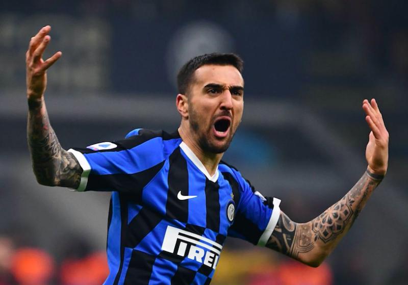 FORMAZIONI UFFICIALI – Lazio-Inter: c'è Marusic! Da Caicedo a Vecino, le scelte