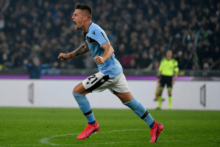 """Milinkovic: """"Inter e Juve avvisate da stasera: per lo scudetto ci siamo"""""""