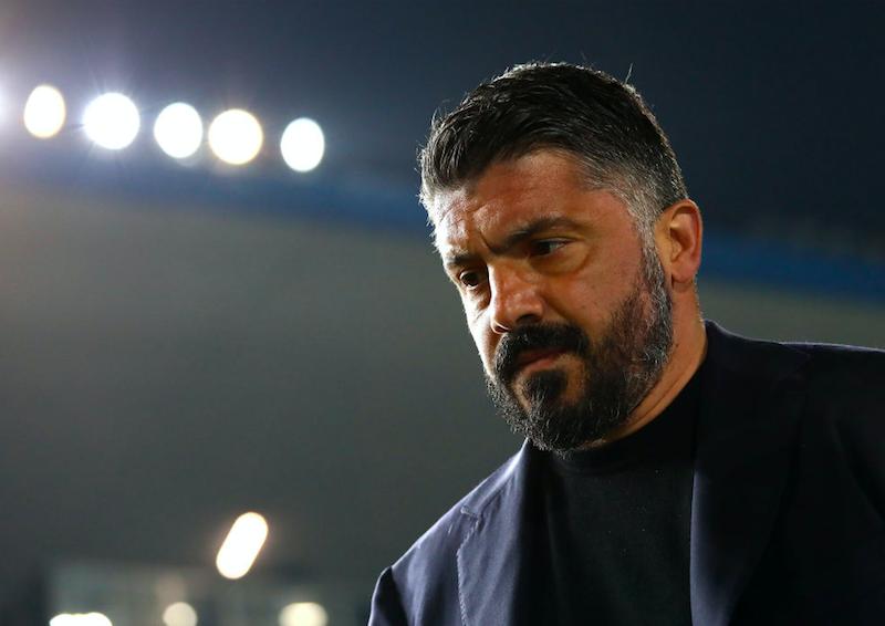 "Gattuso: ""Mertens proverà a recuperare! Koulibaly, Milik, Meret, Lobotka, Lozano…"""
