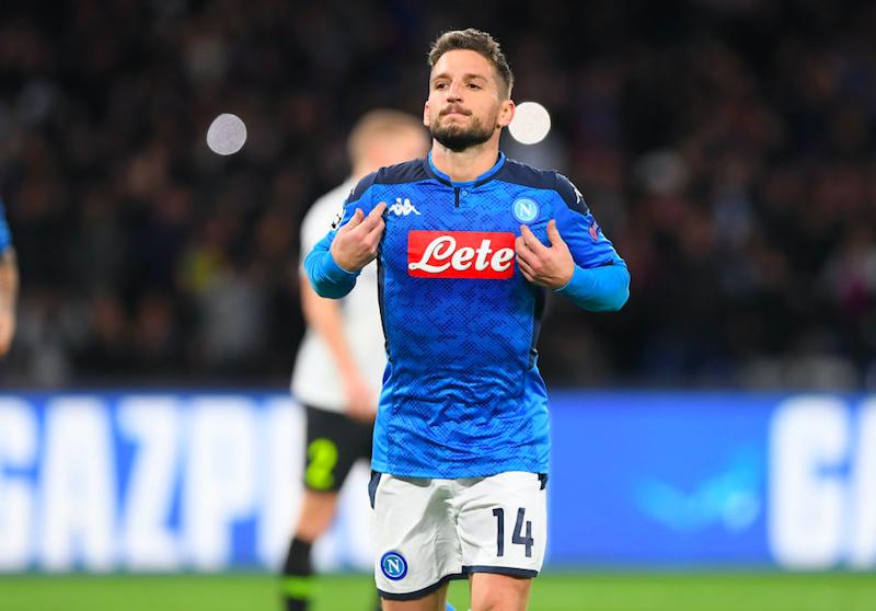 """ULTIM'ORA – Di Marzio: """"Mertens ha trovato l'accordo: firma in arrivo con il Napoli"""""""