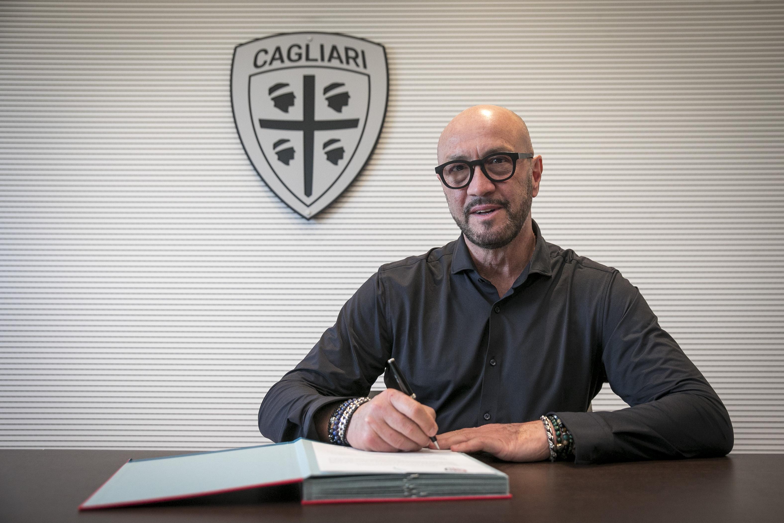 """Zenga: """"Stipendi? Clausola di buon senso col Cagliari. La ripresa d'estate…"""""""
