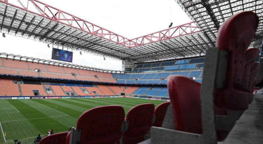 """Serie A, gli stadi non riapriranno: """"Porte aperte solo nella prossima stagione"""""""