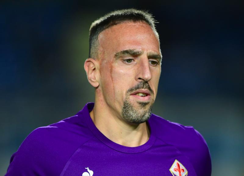 FLASH – Fiorentina, allenamento in gruppo per Ribery: è convocato!