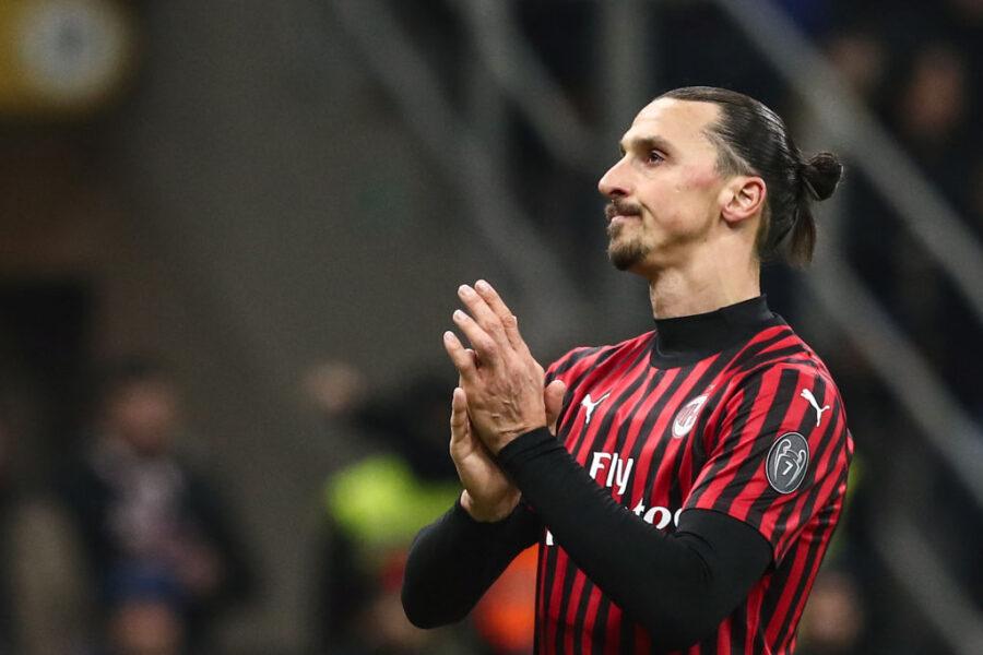 """Inzaghi e la maledizione della numero 9: """"Se la mettesse Ibrahimovic…"""""""