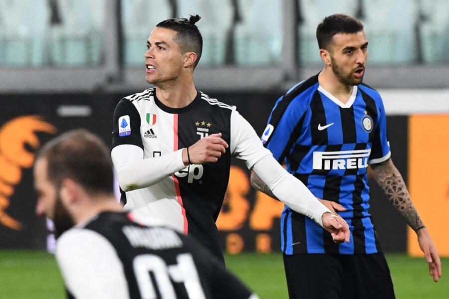 """Repubblica: """"Serie A, c'è un piano per ripartire a maggio: si finirebbe così"""""""