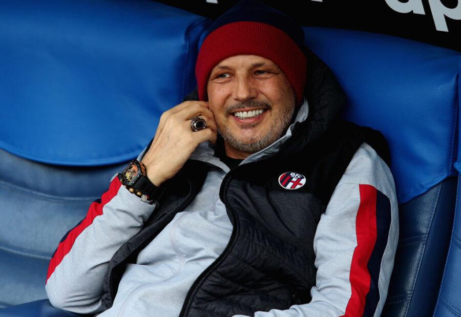 Ufficiale: Mihajlovic rinnova il contratto con il Bologna