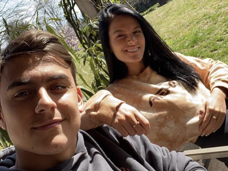 """La fidanzata di Dybala: """"Paulo ha iniziato a star male alcuni giorni fa"""""""