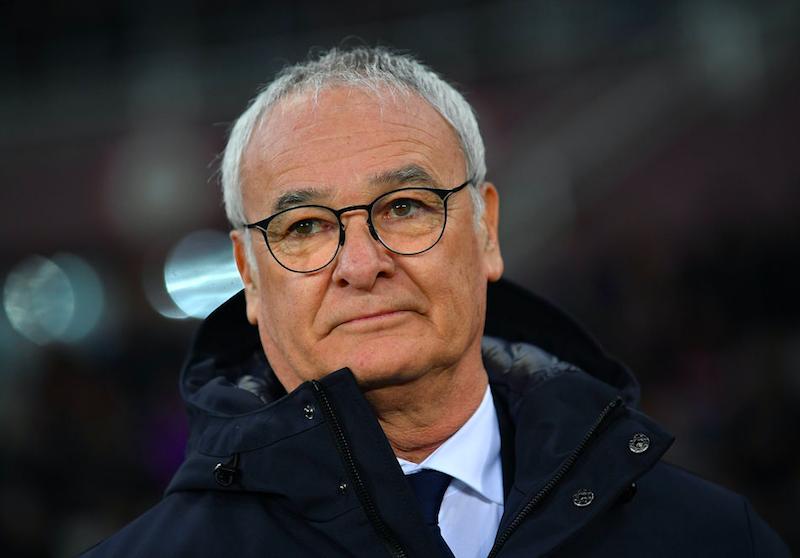 """Ranieri: """"Quagliarella? Mi dispiace se non gioca, vi spiego il motivo. E il prossimo colpo…"""""""