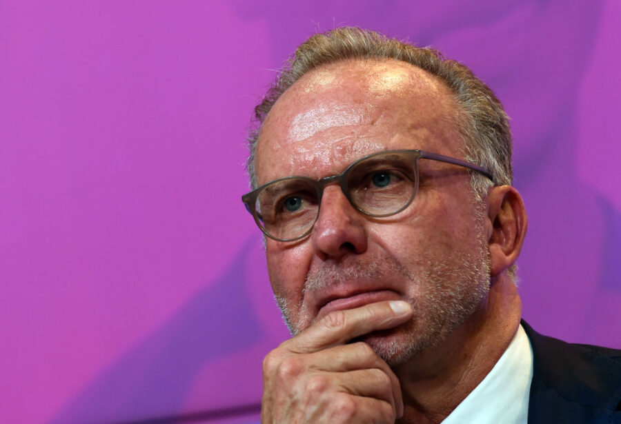 """Rummenigge: """"Rangnick? Non è partito bene col Milan, se Boban…"""""""
