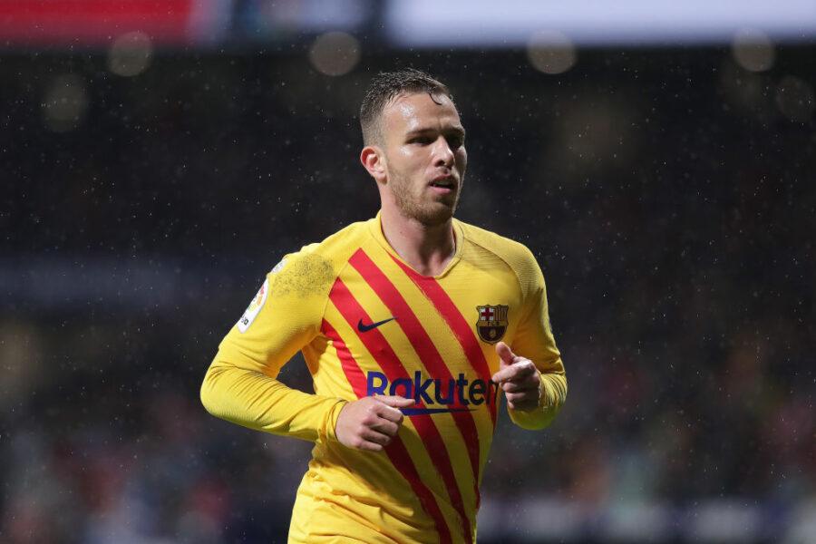 "L'entourage di Arthur: ""Juve? No, è felice al Barça e vuole restare"""