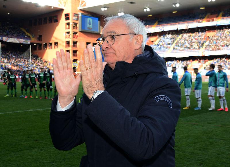 """Ranieri: """"Ho giocatori già debilitati dopo allenamenti leggeri! E io devo essere sicuro…"""""""