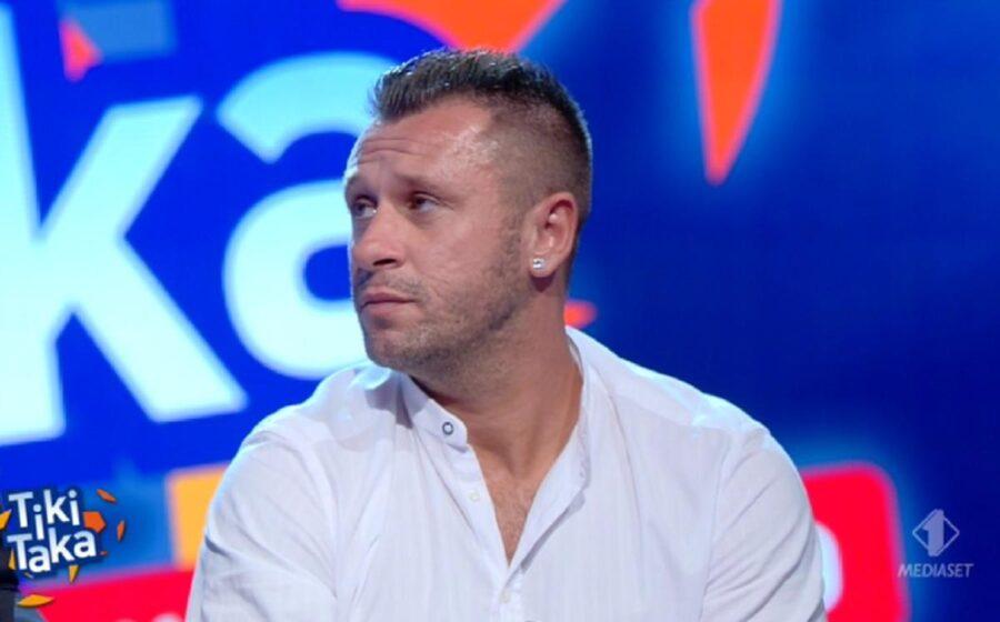 """Cassano: """"Ho consigliato un colpo all'Inter: gioca nel City, Ausilio ci ha provato e non dorme"""""""