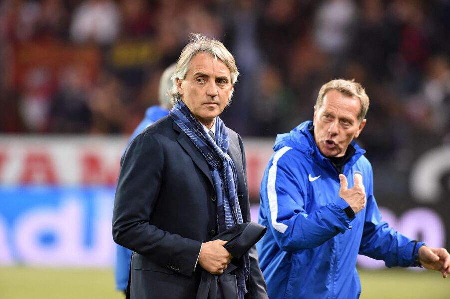 """Mancini: """"Locatelli è un grande, ve lo assicuro. Ha tutto per diventare un top"""""""