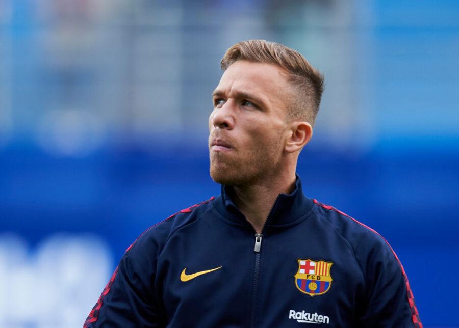 """Juve, le prime parole di Arthur: """"È un grande club, supereremo tante sfide"""""""