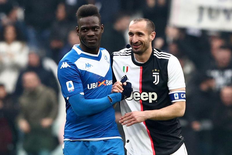 """Chiellini: """"Odio l'Inter! Balotelli non ha rispetto, da schiaffi. Felipe Melo è il peggiore, Higuain…"""""""
