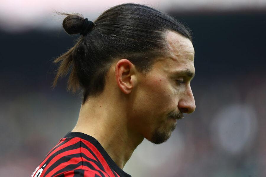 """ULTIM'ORA – Sky: """"Brutto infortunio per Ibrahimovic! Si teme un problema al tendine d'Achille"""""""