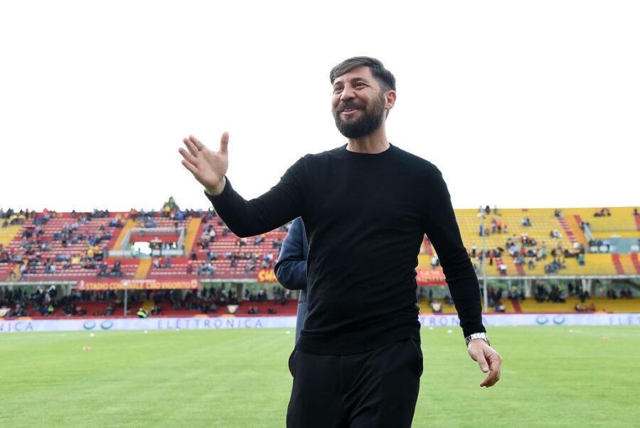 """Il ds del Benevento: """"Iago Falqué non è pronto. Remy è il rimpianto, la partenza di Lapadula…"""""""