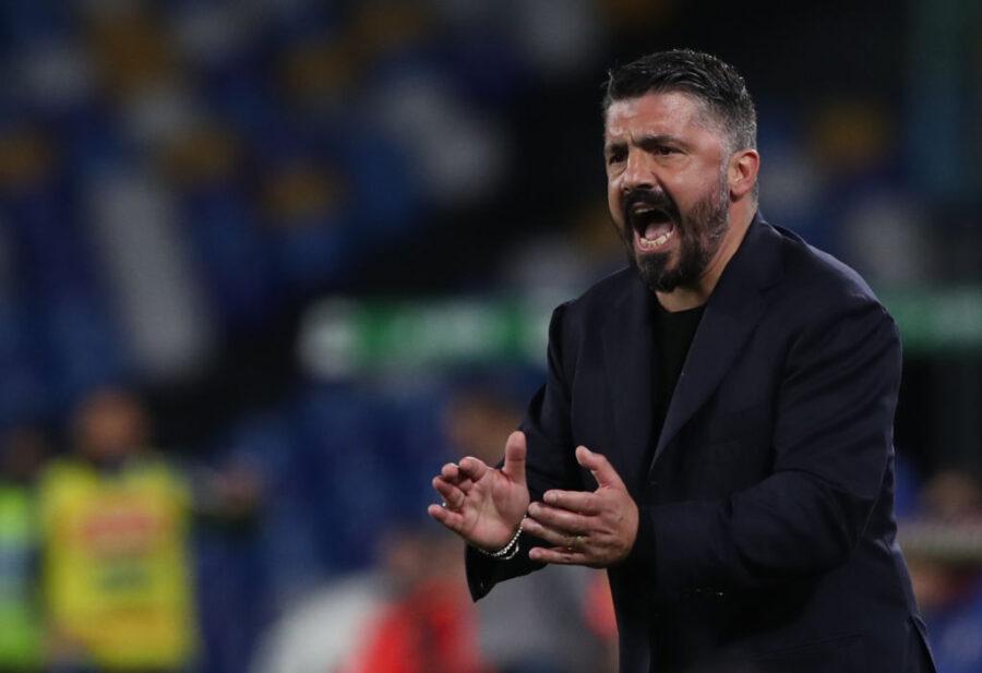 """Gattuso: """"Lozano mi piace da anni! Non vorrei perdere Koulibaly. Per Osimhen…"""""""