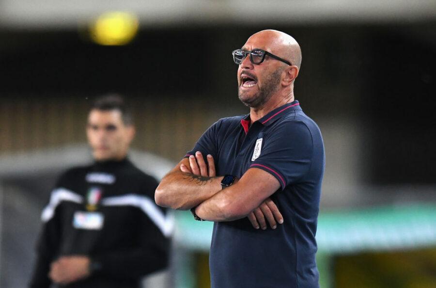 """Zenga: """"Pereiro, così non va bene. Non ho Nainggolan e Joao Pedro"""""""