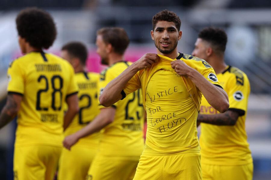 """Gazzetta: """"Inter, il vero uomo che ti porta Hakimi: il Real ci ha tenuto a cederlo subito"""""""