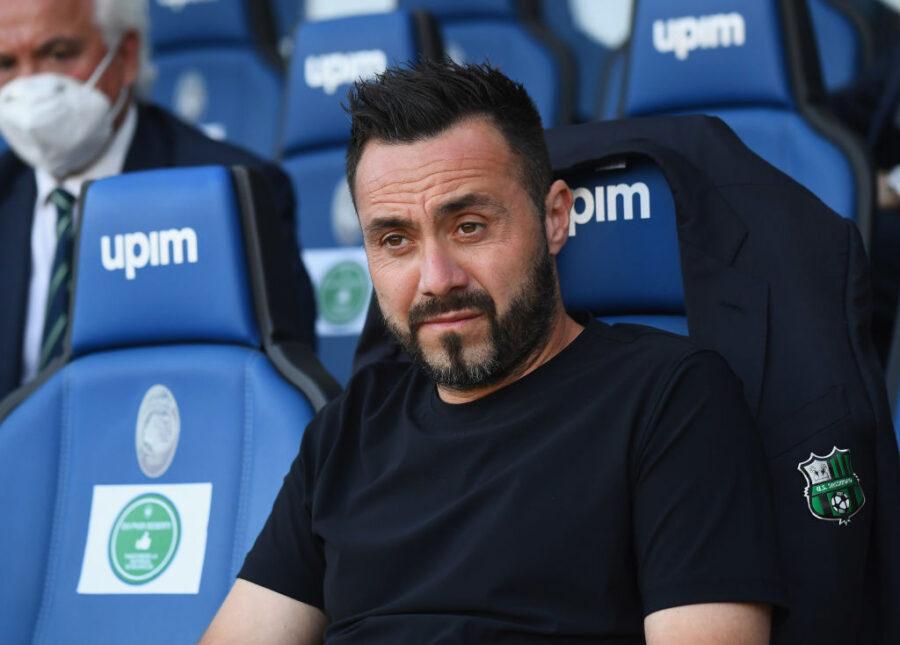 """De Zerbi: """"Ho un giocatore molto forte che stupirà tutti! Se Boga mi chiede di andare via…"""""""
