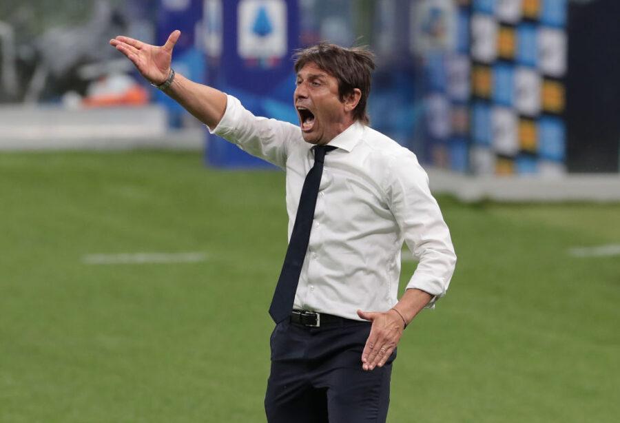 """Conte: """"Solo cazzate su un nostro giocatore: mi fate ridere, non c'era mai! L'Inter risolva il problema"""""""