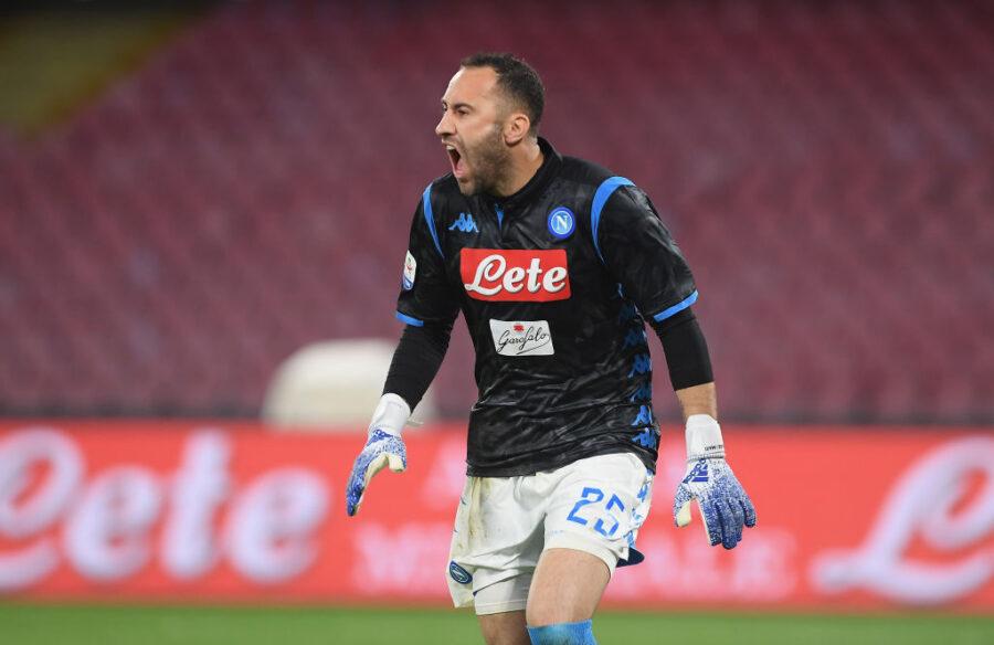 Benevento-Napoli, formazioni ufficiali: fuori Ospina e Maggio, c'è Mertens