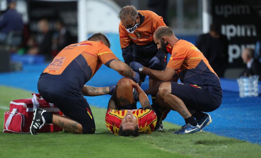 Infortunio Lapadula, escluse lesioni alla caviglia: la nota ufficiale e i tempi di recupero