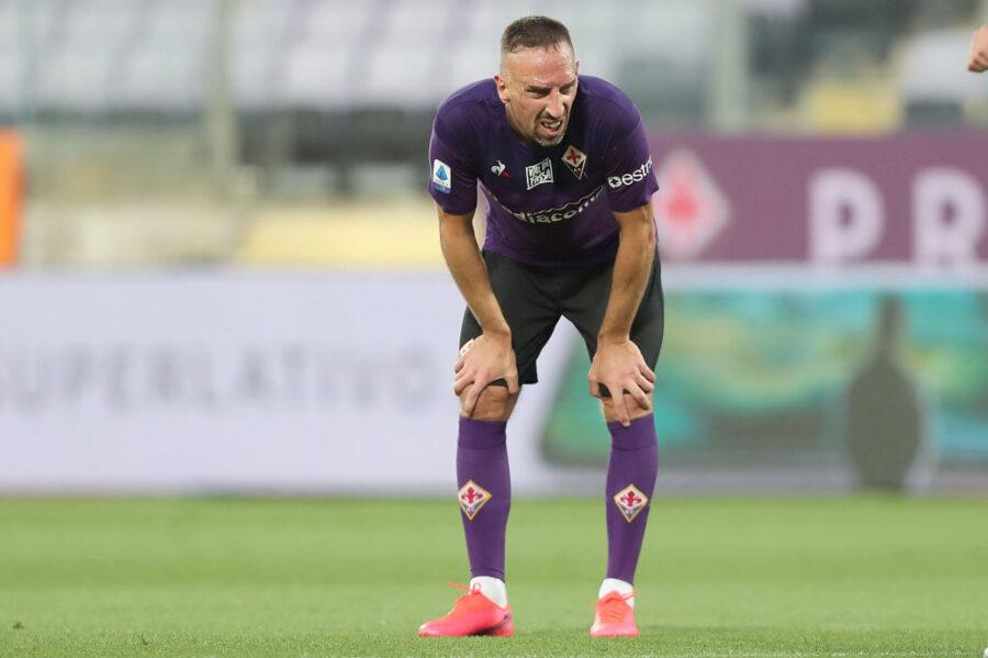 """Iachini: """"Ribery fermo da 7 mesi: ha reagito così fisicamente al match"""""""