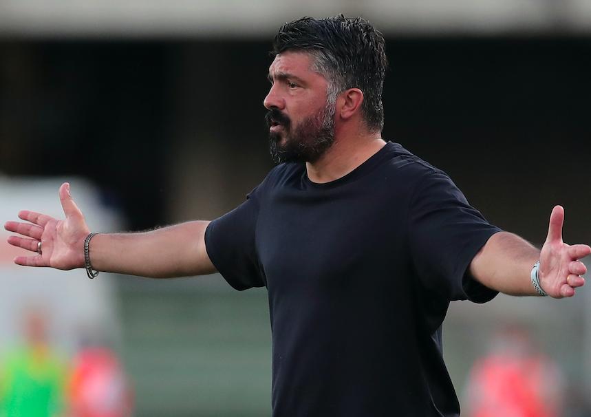UFFICIALE – Gattuso non è più l'allenatore della Fiorentina: il comunicato