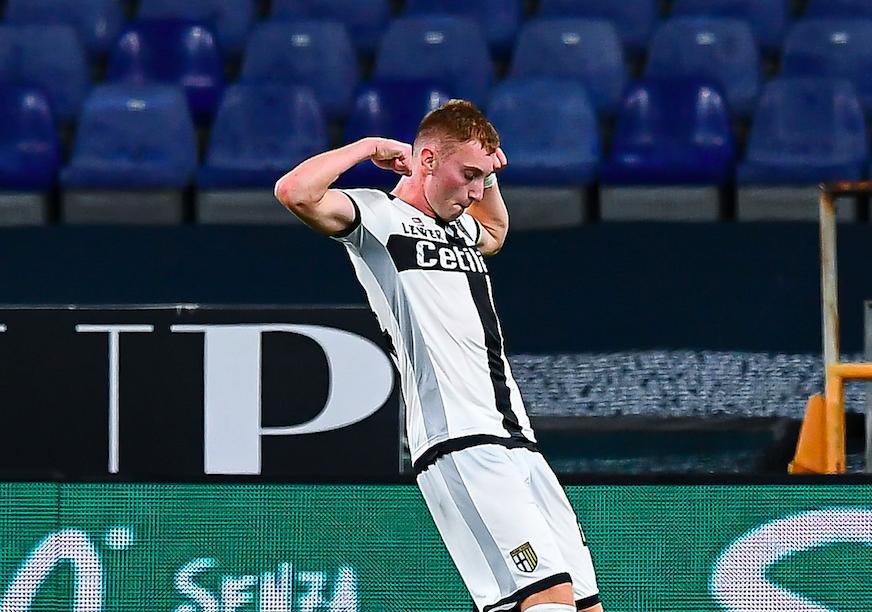 """Gazzetta: """"Kulusevski fisicamente dopo queste due partite pare…"""""""